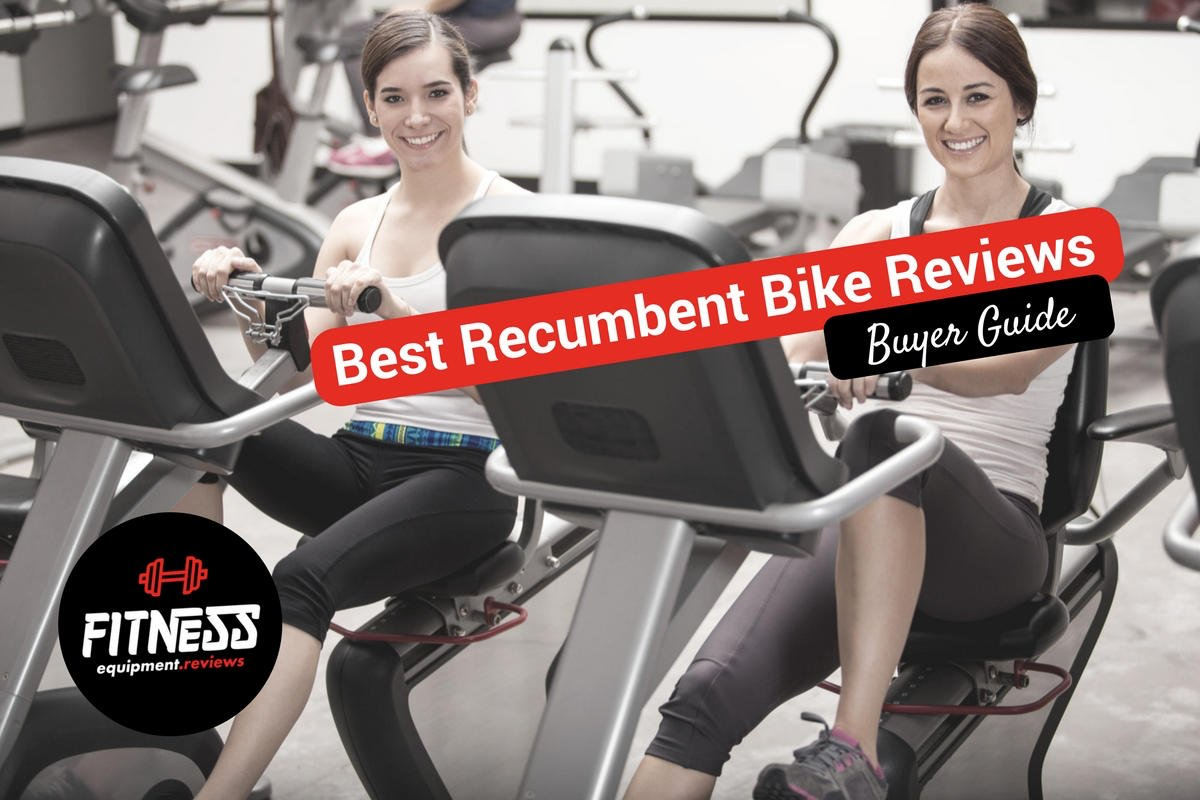 two woman on recumbent bikes in the gym