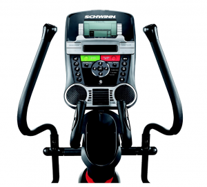 Elliptical screen