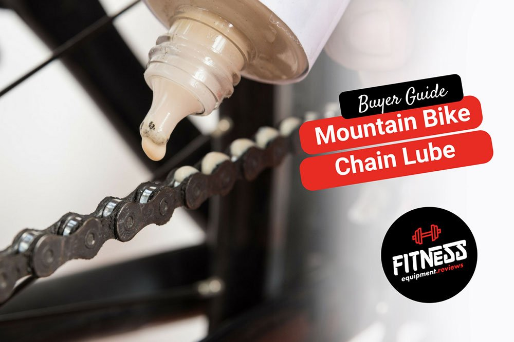 bike lube on a chain