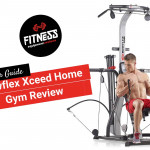Bowflex Xceed Home Gym Machine wiht a man using it