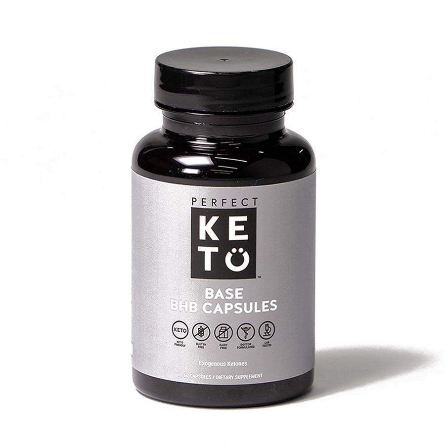 BHB capsules perfect keto