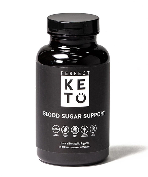 Blood sugar support perfect keto