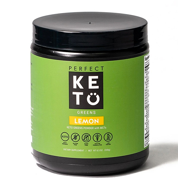 Greens powder perfect keto