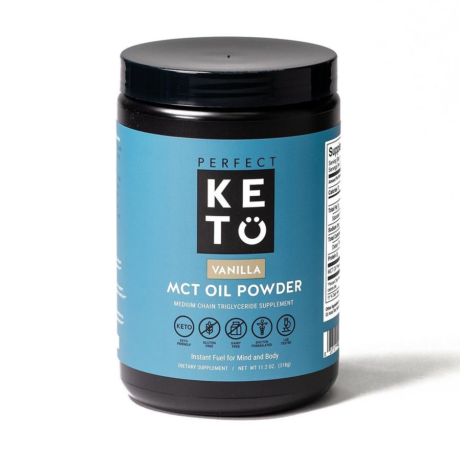 MCT oil powder perfect keto