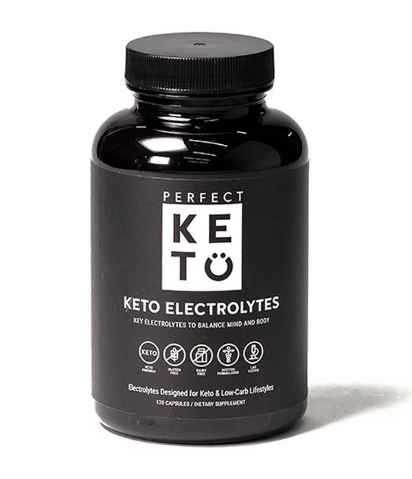 electrolytes capsules perfect keto