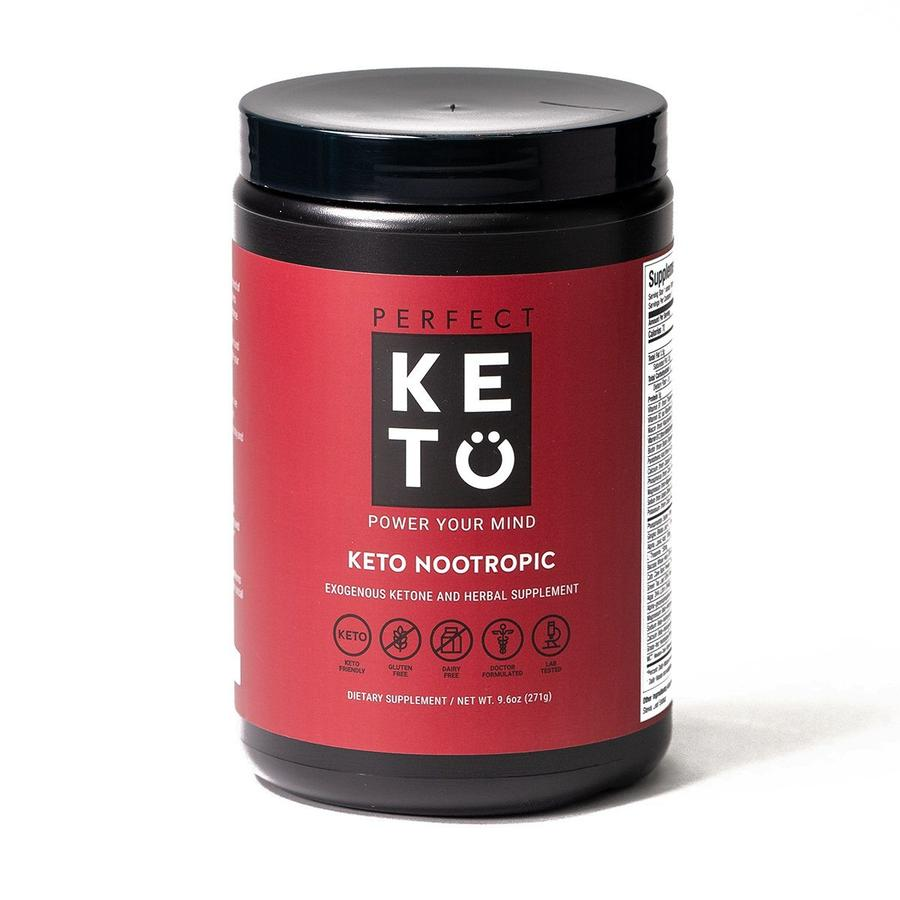 keto nootropic perfect keto