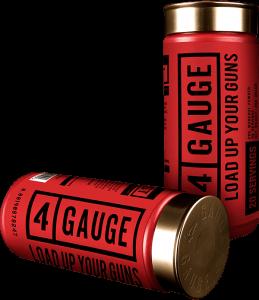 2 shells of 4 gauge