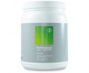 Tub of Performance Labs Protein