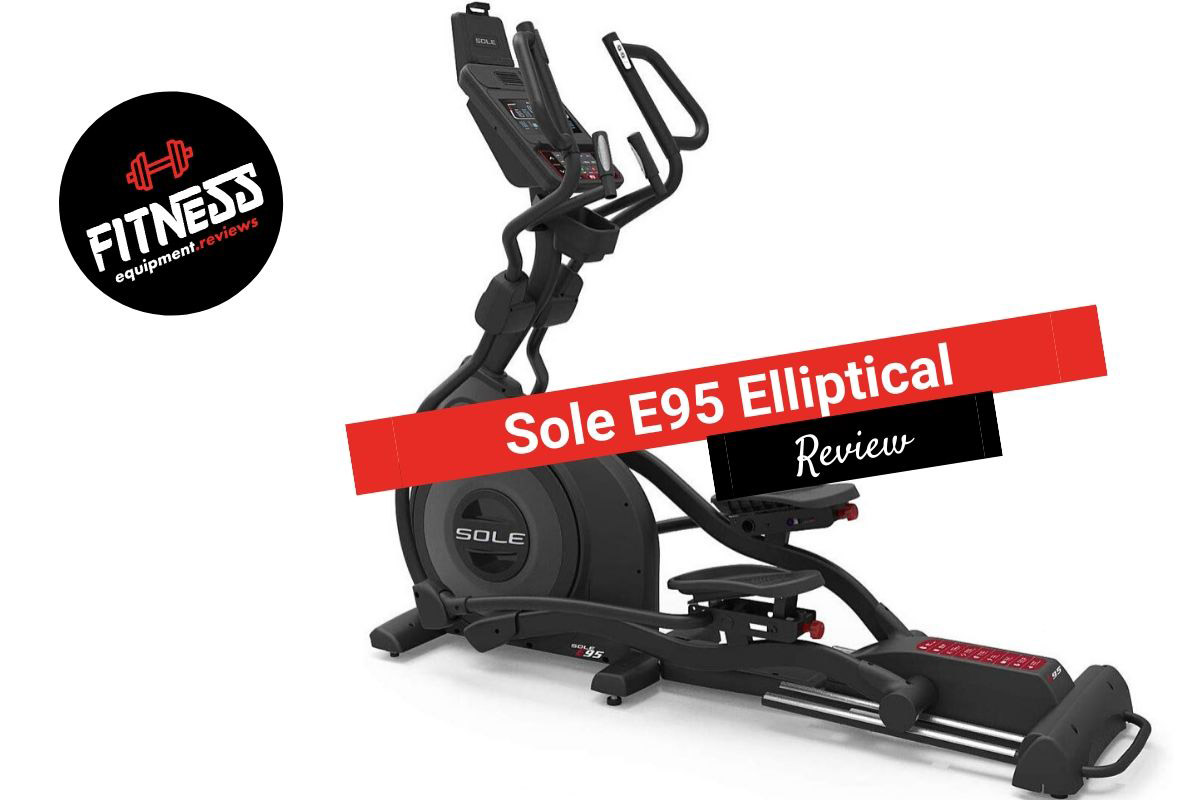 sole E95 elliptical