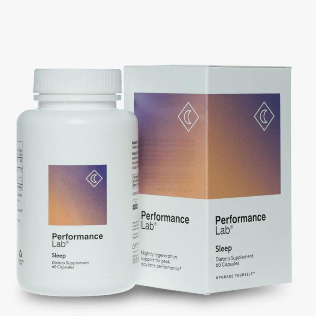 performance lab sleep bottle