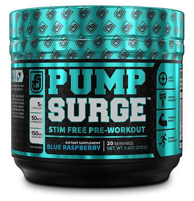 pump surge tub