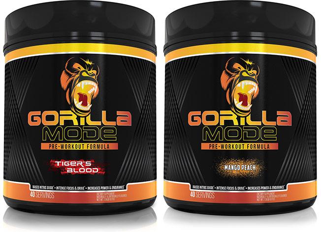 gorilla mode bottles