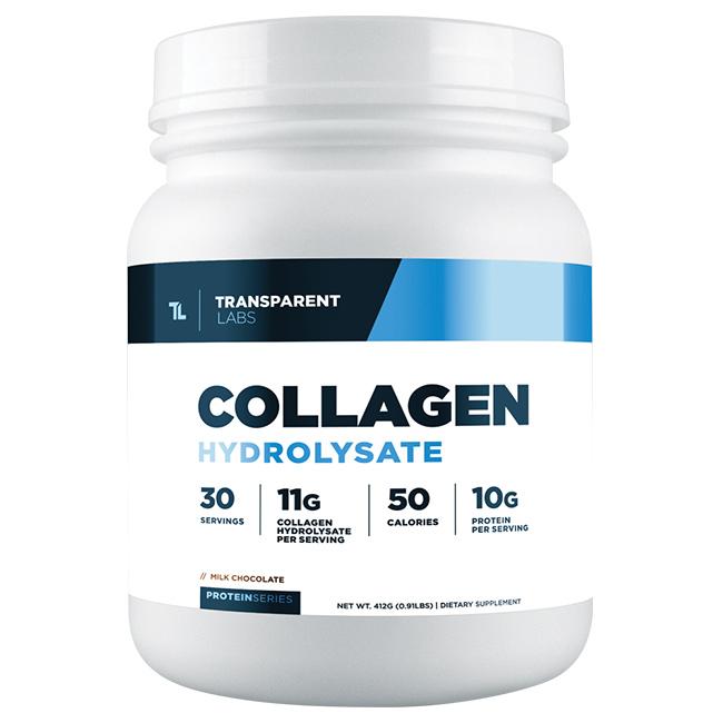 tub of collagen