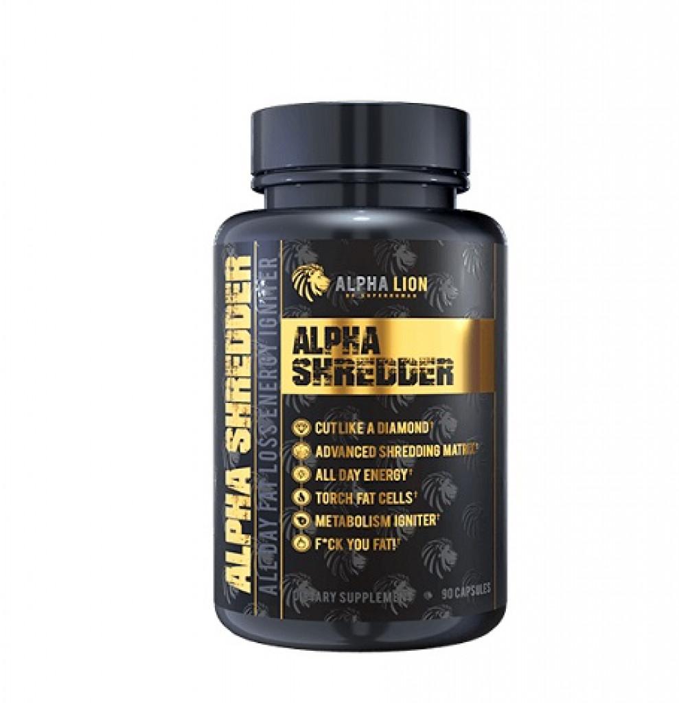 Alpha-Lion-Alpha-Shredder