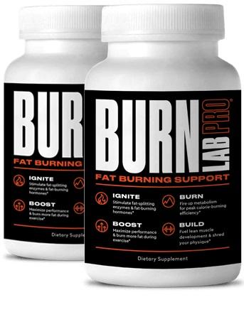 burn lap pro bottles
