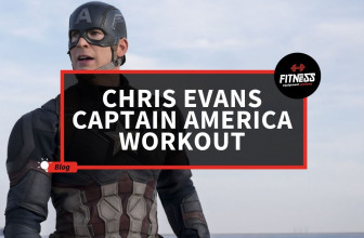 Chris Evans Captain America Workout - Fitness Equipments Reviews Featured Image