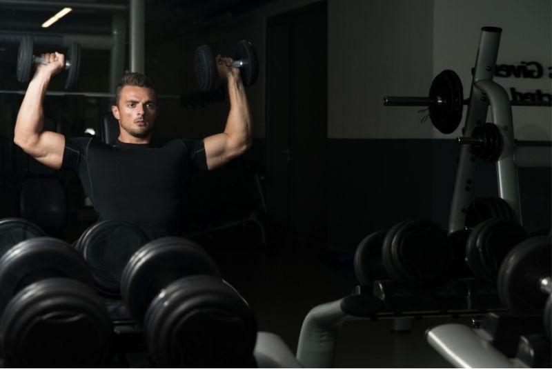 Arnold press