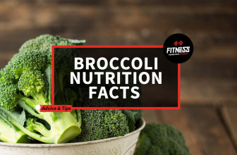 Broccoli Nutrition Facts - Fitness Equipments Reviews