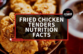 Fried Chicken Tenders Nutrition Facts - Fitness Equipments Reviews