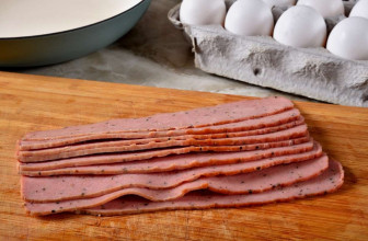 Turkey Bacon Nutrition Facts featured image