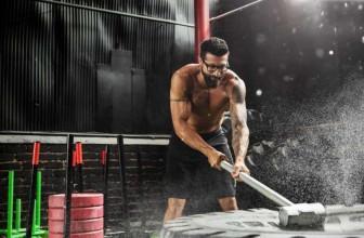 sledgehammer workout