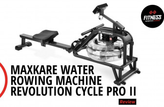 MaxKare Water Rowing Machine Review - Fitness Equipment Reviews