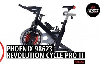 Phoenix 98623 Revolution Cycle Pro II - Fitness Equipment Reviews