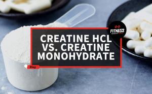 Creatine HCL vs. Creatine Monohydrate - Fitness Equipment Reviews