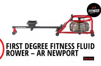 First Degree Fitness Fluid Rower AR Newport - Fitness Equipment Reviews