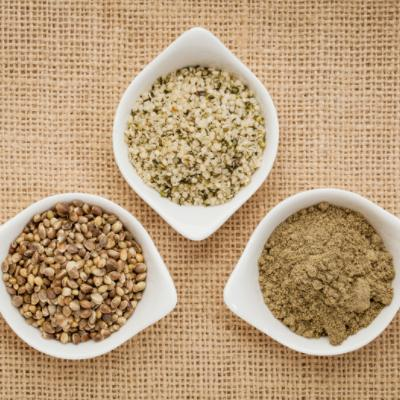 Hearts, Seeds and Hemp Protein