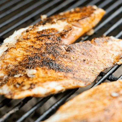 Swai Fish-Grilled