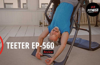 Teeter ep-560 Inversion Table Review - Fitness Equipment Reviews