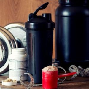 supplement and protein powder