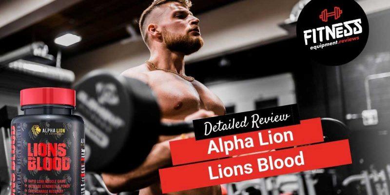 Alpha Lion – Lion's Blood Review