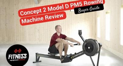 Concept 2 Model D PM5 Rowing Machine Review 2018