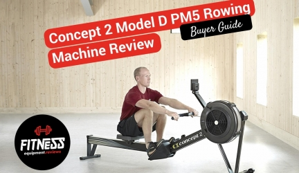 Concept 2 Model D PM5 Rowing Machine Review 2019