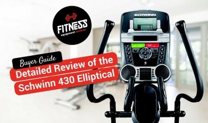 Detailed Review of the Schwinn 430 Elliptical