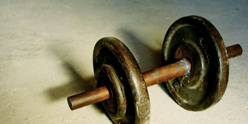 How To Remove Rust From Weights