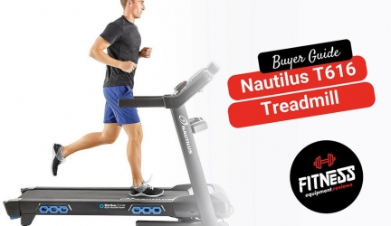 Nautilus T616 Treadmill Review