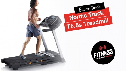 Nordic Track T6.5s Treadmill Review