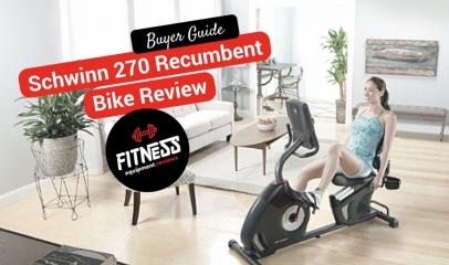 Schwinn 270 Recumbent Bike Review 2018
