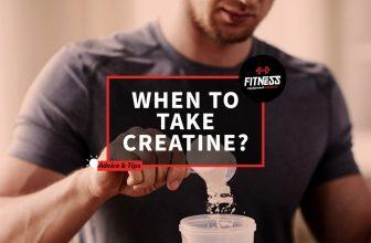 When to Take Creatine