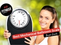 Best Mechanical Bathroom Scale 2019