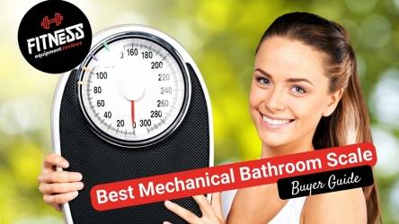 21 Best Mechanical Bathroom Scales