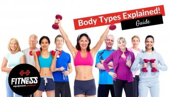 Endomorph, Mesomorph, and Ectomorph Body Types