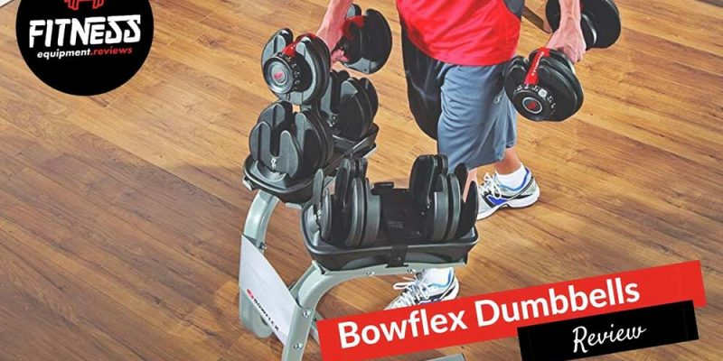 Bowflex Dumbbells