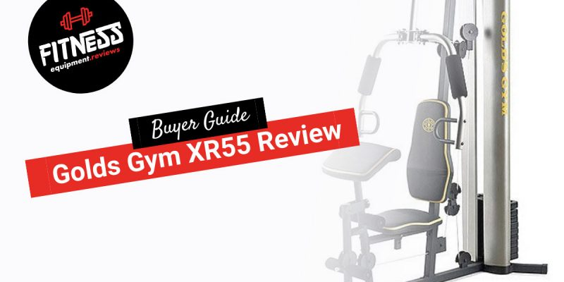 Gold's Gym XR55 Home Gym Machine Reviewed
