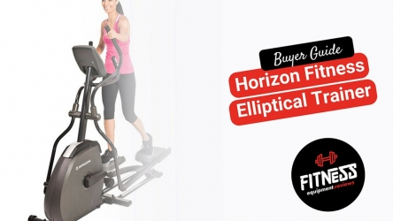 Horizon EX-59 Elliptical Review – Pros & Cons
