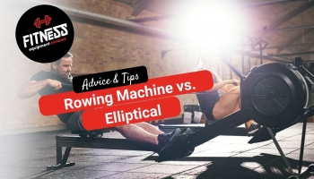Rowing Machine vs. Elliptical – Which is the best?
