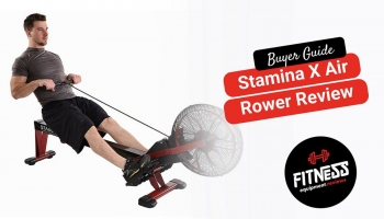Stamina X Air Rower – Detailed Review